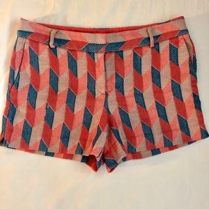 LOFT Ann Taylor Riviera shorts, size 14